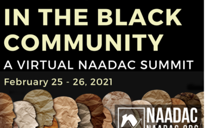 Engagement in the Black Community NAADAC Summit